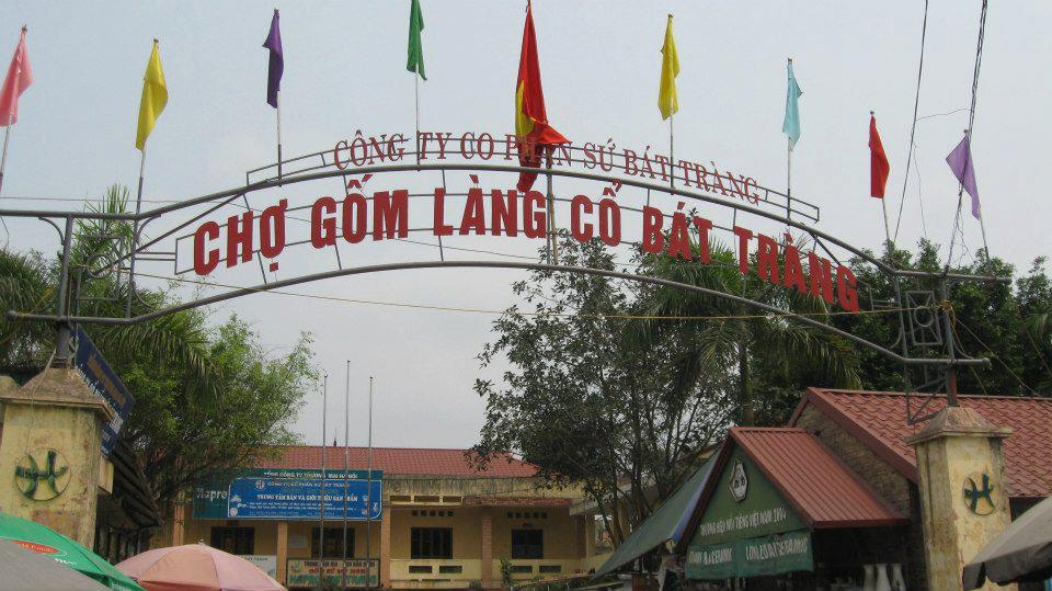 Tour Du Lịch Sông Hồng Bát Tràng 1 Ngày