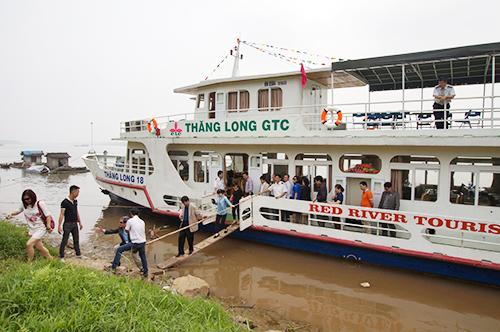 Tour Du lịch Sông Hồng  1 Ngày