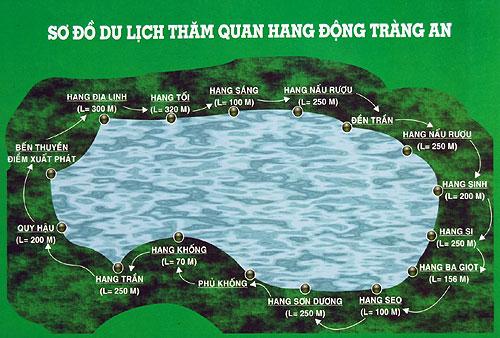 Giá vé tham quan các điểm du lịch ở Ninh Bình