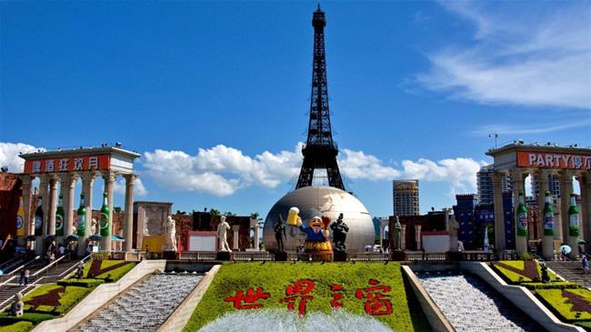 Tour Du Lịch Trung Quốc Quảng Châu Thẩm Quyến