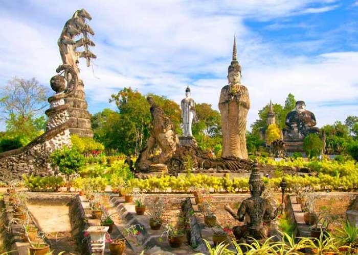 Du lịch Lào 6 ngày 5 đêm