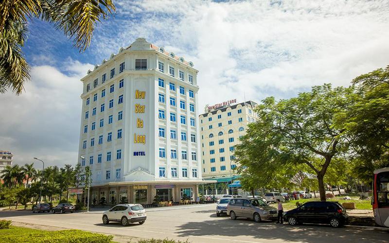 khách sạn newstar ha long