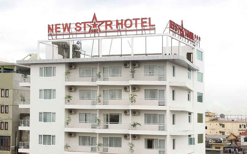 Khách sạn New star Huế