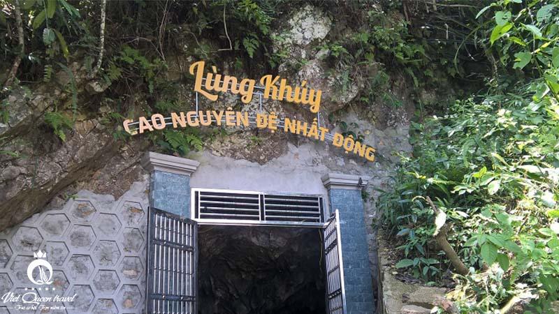 Động Lùng Khúy - Kỳ quan mới của du lịch Hà Giang