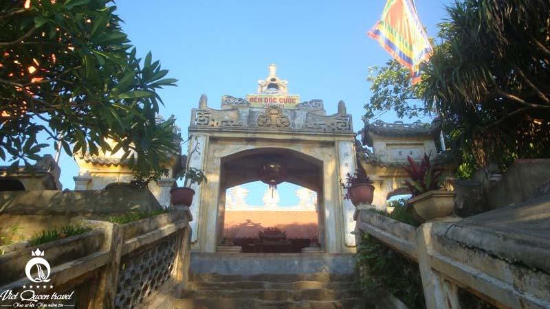 Đền Độc Cước - Ngôi đền linh thiêng hộ mệnh dân làng chài