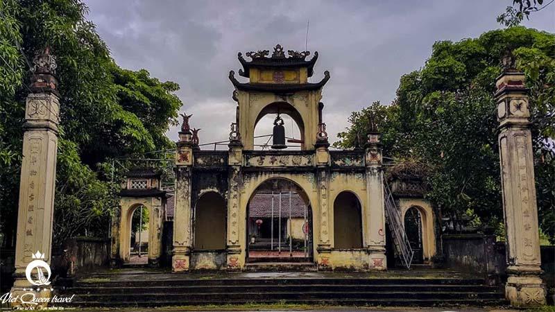Dấu tích lịch sử của đền An Dương Vương xứ Thanh
